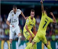 بث مباشر   إنطلاق مباراة ريال مدريد وفياريال