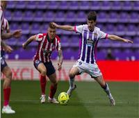 فيديو .. الشوط الأول   بلد الوليد يفاجئ أتليتكو مدريد بهدف