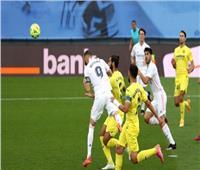 شاهد| ريال مدريد يفوز بثنائية على فياريال ويخسر لقب الليجا الإسبانية