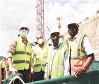 تنفيذًا لتوجيهات الرئيس.. الجزار فى تنزانيا لمتابعة مشروع محطة «جوليوس»