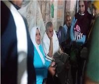 6 أسر تعيش فى مدرسة بعد انهيار منزلهم بالإسكندرية