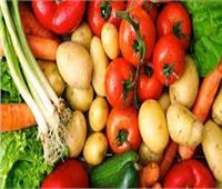 انخفاض أسعار الخضروات في سوق العبور الأحد ٢٣مايو