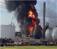 إصابة 9 أشخاص بانفجار في مصنع كيماويات بإقليم أصفهان