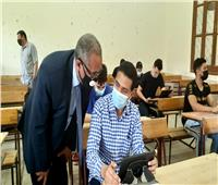 «الجيار» يتفقد الامتحانات التجريبية الاسترشادية لـ3 ثانوي بالسعيدية