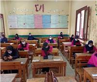 بدء امتحان مادة اللغة الأجنبية الثانية التجريبي لطلاب الثانوية العامة