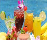 أفضل المشروبات خلال فصل الصيف