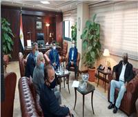 وزير الرياضة يكرم لجنة الزمالك السابقة في حضور المجلس الجديد