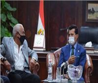 اللجنة الجديدة برئاسة «لبيب» تتسلم إدارة الزمالك