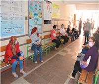 حصول 200 من العاملين بـ«التربية والتعليم» بالغربية على لقاح كورونا