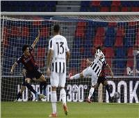 الشوط الأول   يوفنتوس يضرب بولونيا بثلاثية في الكالتشيو الإيطالي