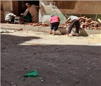 تحرك سريع من وزارة الأوقاف لإزالة التعدي على زاوية التوحيد بـ«الفيوم»