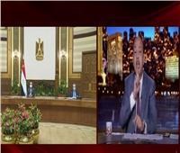 عمرو أديب: «لم يتجرأ رئيس على التعامل مع ملف العشوائيات غير السيسي»