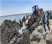 إزالة التعديات وإسترداد 187 فدان أراضي هيئة التعميربالإسماعيلية