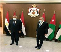 وزير خارجية الأردن: نثمن دور مصر في جهود إنهاء الصراع وتحقيق السلام  فيديو