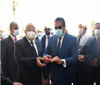 بالصور .. افتتاح كلية الدراسات العليا للنانو تكنولوجي بجامعة القاهرة