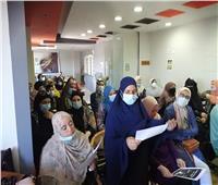 إطلاق حملة «طرق الأبواب» لتطعيم الأسر في سيناء بلقاح كورونا