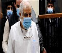 محمود عزت في «اقتحام الحدود الشرقية» يطالب المحكمة بمعرفة الاتهامات الموجهة له