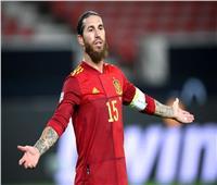 «راموس» يعلق على استبعاده من «يورو 2020»