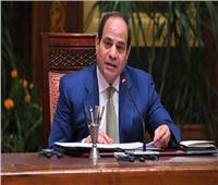 الرئيس السيسي: مصر عازمة على مواصلة جهودها في مكافحة الإرهاب والتطرف