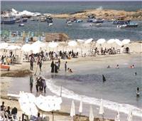 تطبيق «إسكندرانى» يحدد نسب إشغال الشواطئ لحماية المصطافين من «كورونا»