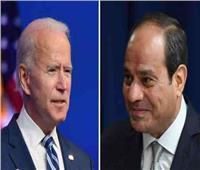 الرئيس الأمريكي: جهود مصر الحثيثة تجاه ليبيا عززت مسار العملية السياسية