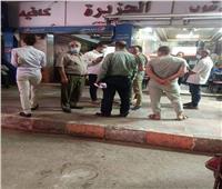 تحرير 29 محضر مخالفة الإجراءات الاحترازية في المنيا