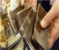 الداخلية تضبط 150 طربة حشيش بقيمة مليون جنيه في السويس