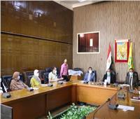 %86 نسبة تنفيذ الخطة الاستثمارية بشمال سيناء