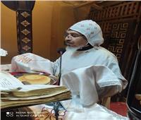 البابا تواضروس ينعي القس فيلوباتير الشايب