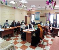 «تعليم مطروح» يستعد لانطلاق امتحانات الشهادة الإعدادية والدبلومات الفنية