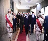 محافظ بورسعيد يشهد تشغيل تجريبي لـ«الشبكة الموحدة للطوارئ والسلامة العامة»