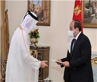 بسام راضي: الرئيس السيسي تسلم رسالة من أمير قطر ودعوة لزيارة الدوحة