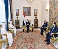 وزير الخارجية القطري: نثمن دور مصر الاستراتيجي في حماية الأمن القومي العربي