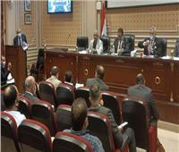 لجنة النقل بالنواب توافق على موازنة هيئة ميناء دمياط