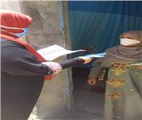 «القومي للمرأة» ينظم حملات توعية بأهمية لقاح «كورونا» في شمال سيناء