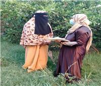 «قومي المرأة» ينظم حملات توعية بأهمية لقاح «كورونا» بـ«الوادي الجديد»