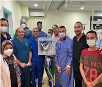 إنقاذ حياة مسنة 72 عامًا بعد تدخل جراحي متطور بمجمع الإسماعيلية الطبي