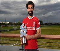محمد صلاح يعلق على تتويجه بجائزة أفضل لاعب في ليفربول