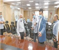 المشروع القومى للشبكة الوطنية الموحدة لخدمات الطوارئ ينطلق من بورسعيد