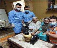 بدء تطعيم منتفعي التأمين الصحي الشامل بلقاح كورونا
