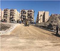 محافظ بورسعيد: تطويرمنطقة ميناء بورسعيد البري بحي الضواحي