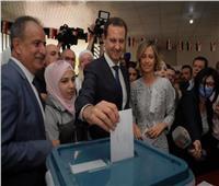 بوتين يهنئ الأسد بعد فوزه بانتخابات سوريا