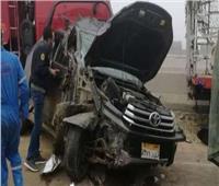 السرعة الزائدة وراء مصرع وإصابة 50 شخصا بحادث تصادم في العاصمة الإدارية
