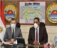 مجلس جامعة مطروح يوافق على اتفاقية علمية مع طبرق بليبيا