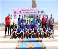 وزير الشباب والرياضة يعلن إنطلاق شعلة أوليمبياد الطفل المصري
