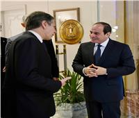 السيسي يؤكد على علاقات الشراكة الاستراتيجية الممتدة بين مصر والولايات المتحدة