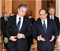 الرئيس السيسي: لا بديل عن اتفاق قانوني ملزم ومنصف في قضية سد النهضة