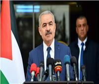 رئيس الوزراء الفلسطيني يبحث مع وزير الخارجية البريطاني ملف إعادة إعمار غزة