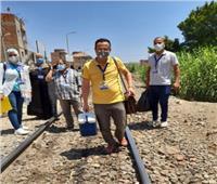 صحة الغربية: بدء المسح الميداني بالمنازللاكتشاف حالات «كورونا»