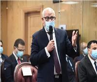الغضبان : إنشاء ميناء بورسعيد البري ومشروعات تنموية كبرى
